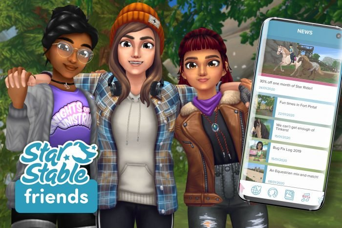 Star Stable Friends App