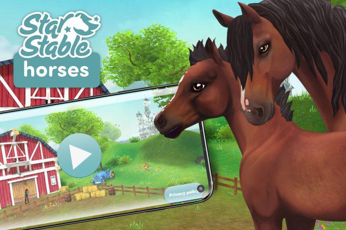 Star Stable Horses App