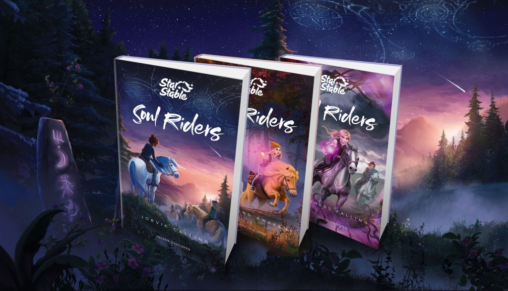 Star Riders Book Trilogy