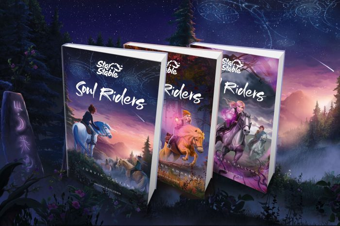 The Soul Riders trilogy