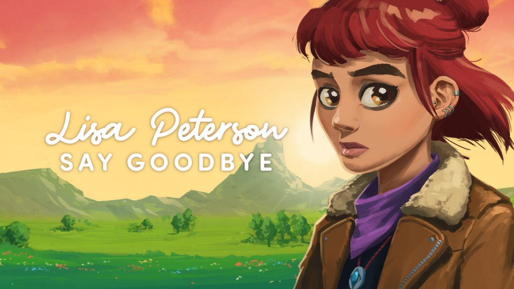Say Goodbye - Lisa Peterson