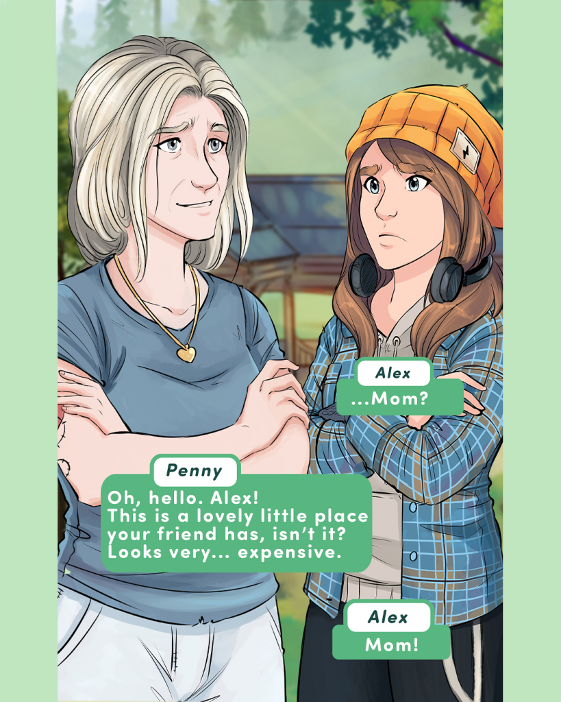 Midsummer Misunderstandings - Comics Episode Two