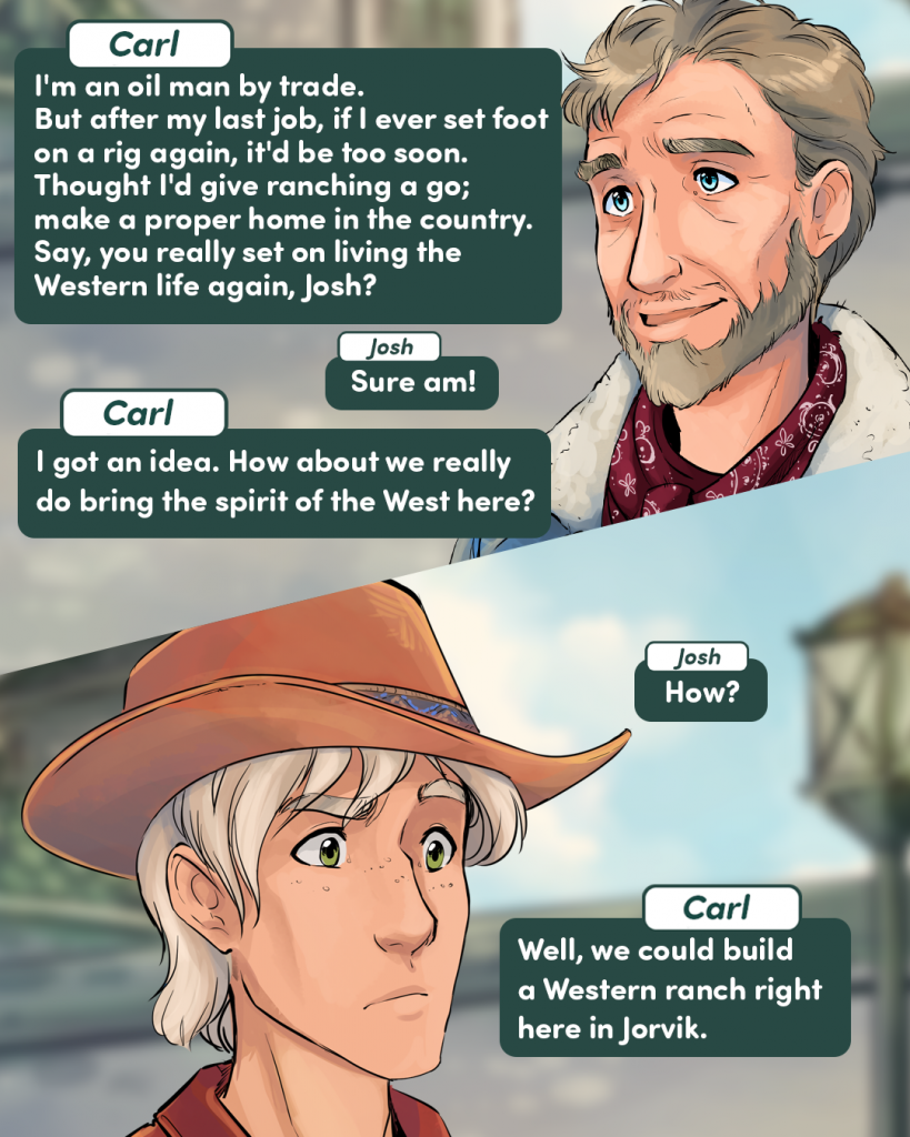 Spirit of the West - Comic Episode One