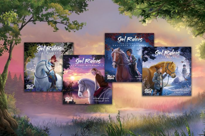 Soul Riders: Four Stories from Jorvik