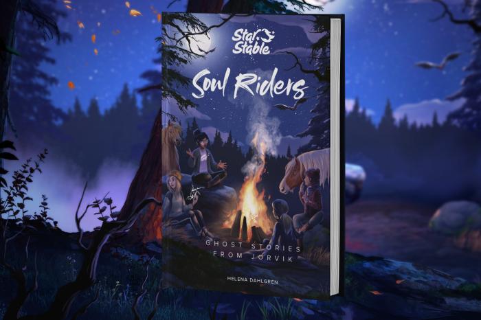 Soul Riders: Ghost Stories from Jorvik