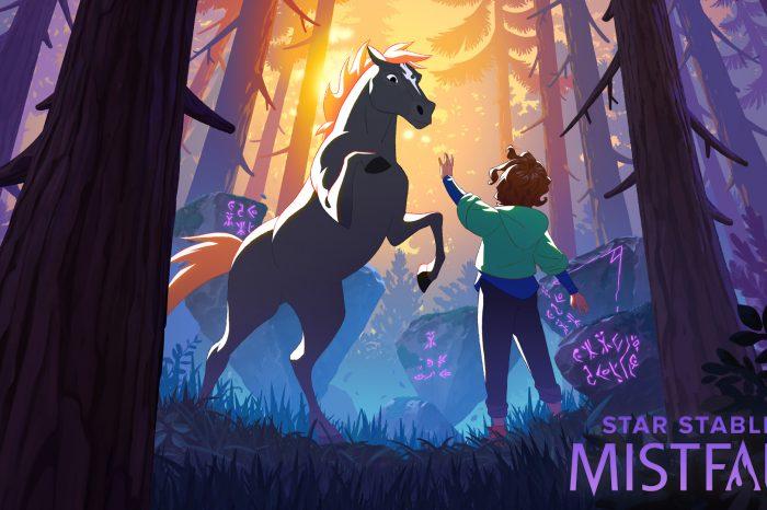 Mistfall - The animated series