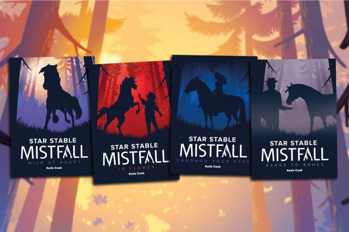 Star Stable: Mistfall short stories