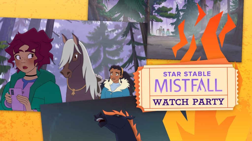 Star Stable: Mistfall - Watch party