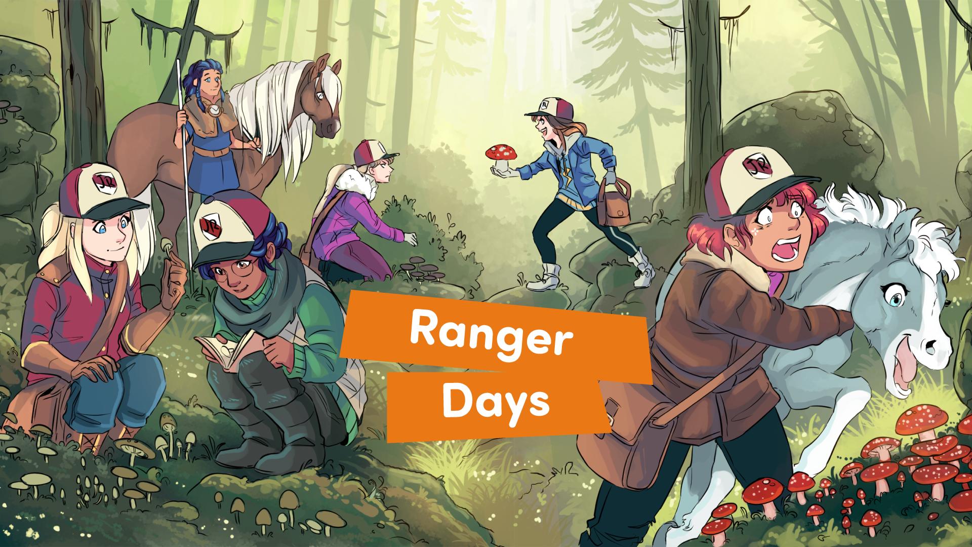 Ranger Days