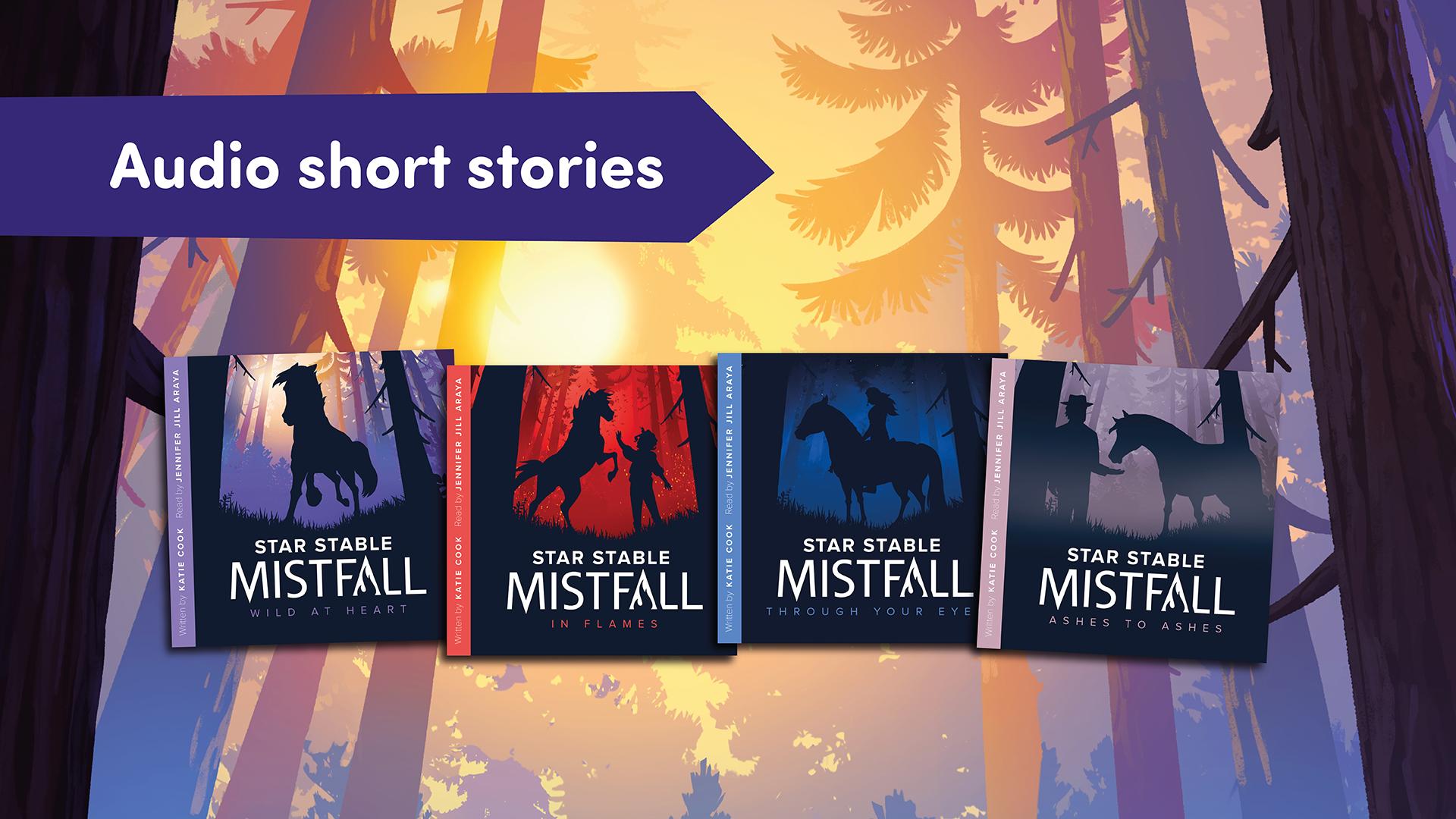 Star Stable: Mistfall audio short stories