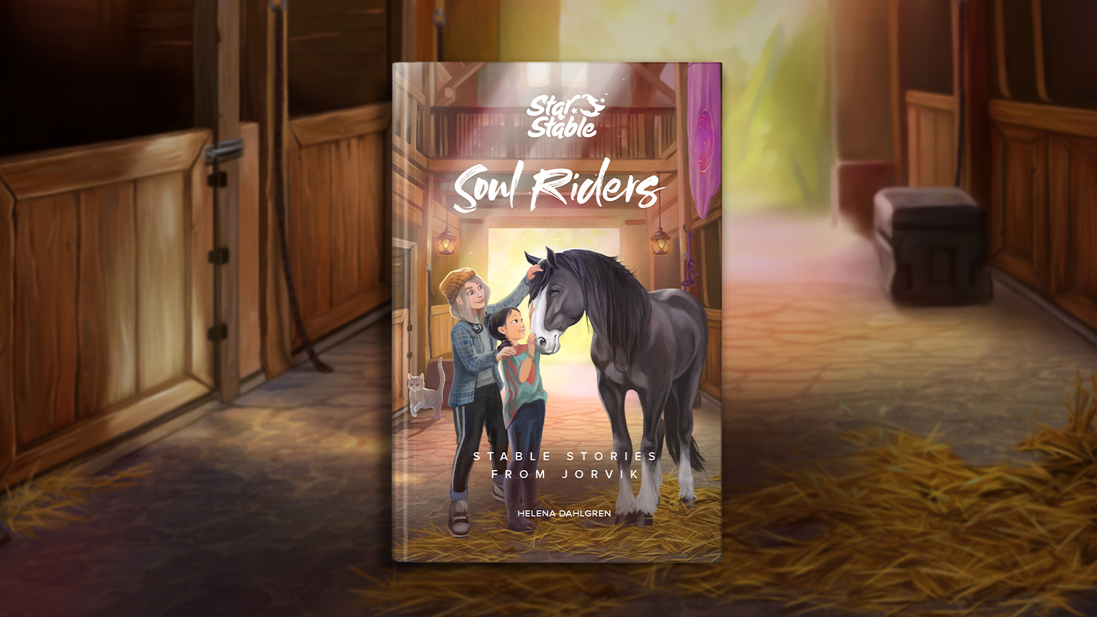 Soul Riders: Stable Stories from Jorvik
